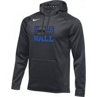 Hole In The Wall Invite 22: Nike Therma Men's Training Hoodie - Anthracite Gray