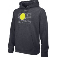 Hole In The Wall Invite 20: Close-Out: Nike Team Club Fleece Training Hoodie (Unisex) - Anthracite Gray