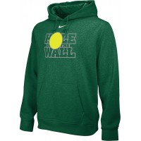 Hole In The Wall Invite 21: Close-Out: Nike Team Club Fleece Training Hoodie (Unisex) - Green