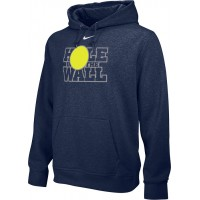 Hole In The Wall Invite 22: Close-Out: Nike Team Club Fleece Training Hoodie (Unisex) - Navy Blue