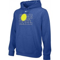 Hole In The Wall Invite 23: Close-Out: Nike Team Club Fleece Training Hoodie (Unisex) - Royal Blue