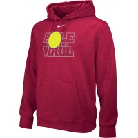 Hole In The Wall Invite 25: Close-Out: Nike Team Club Fleece Training Hoodie (Unisex) - Scarlet Red
