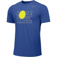 Hole In The Wall Invite 10: Adult-Size - Nike Team Legend Short-Sleeve Crew T-Shirt - Royal Blue